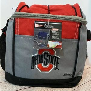 Ohio State Buckeyes Coleman Insulated soft cooler